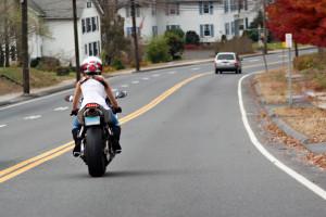 Safe Motorcycle Riding